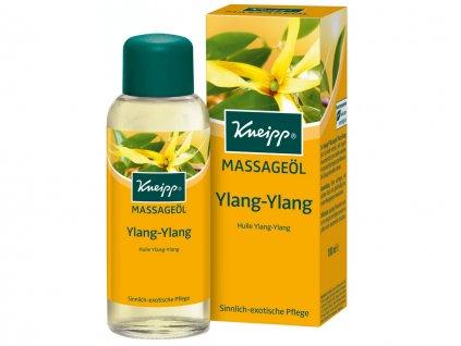 Kneipp masážní olej Ylang Ylang 100 ml