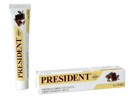 Junior 6 Choco Toothpaste