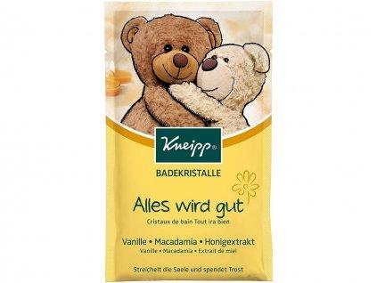 Kneipp sůl do koupele Medvídkovo objetí 60 g