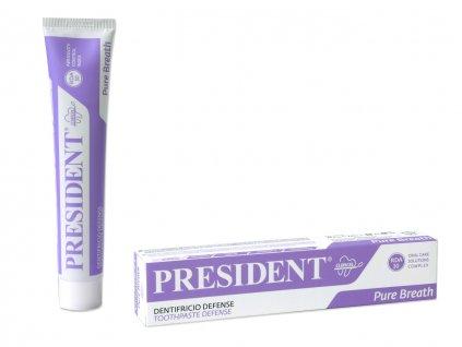 president defense
