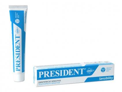 president senzitive