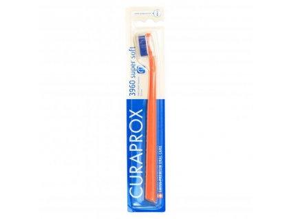 Curaprox CS 3960 supersoft zubní kartáček