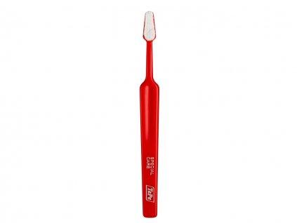 TePe Special Care Compact ultra jemný zubní kartáček červený, blistr
