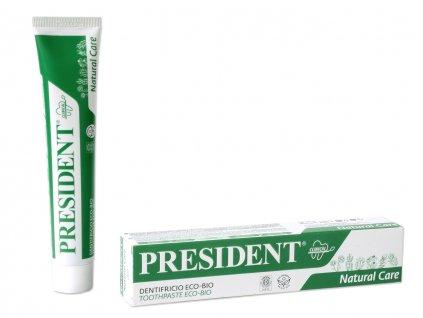 PresiDENT zubní pasta BIO 75ml