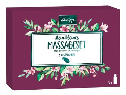 KNEIPP® Sada masážních olejů 3 x 20 ml