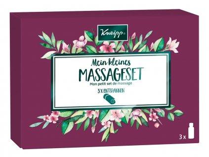 KNEIPP® Sada masážních olejů 3x 20ml