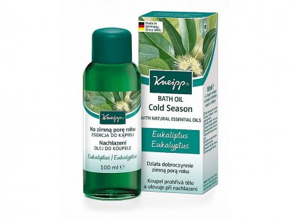 KNEIPP® Olej do koupele Nachlazení 100ml