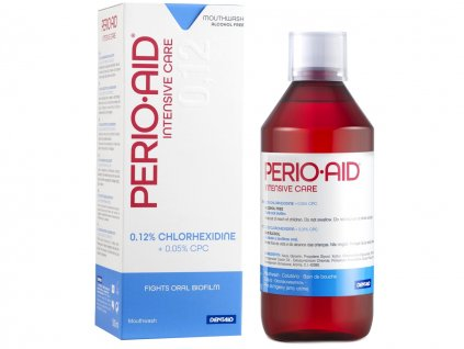 PERIO.AID INTENSIVE CARE 0,12 % CHX 500 ml