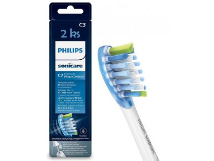 Philips Sonicare Premium Plaque Defense Standard 2 ks HX9042/17