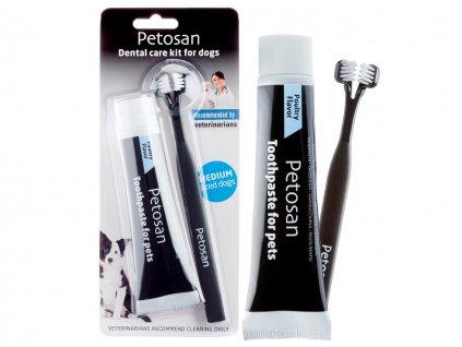 Petosan sada pro dentální hygienu Medium