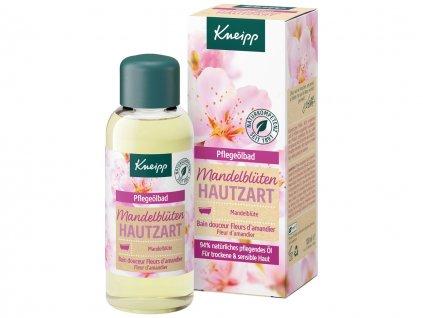 KNEIPP® Olej do koupele mandlové květy pro suchou pleť 100 ml