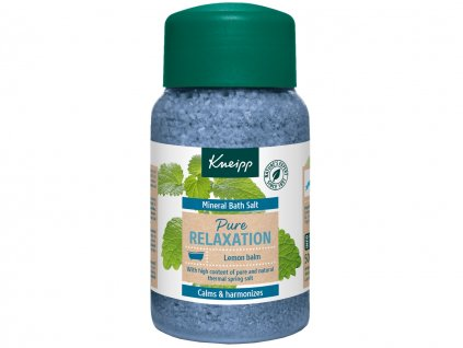 Kneipp pure relaxation sůl