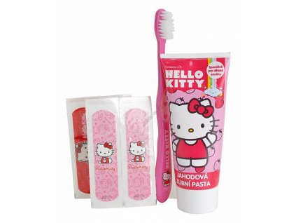 Hello Kitty dentální sada
