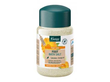 Kneipp sůl do koupele na chodidla 500g