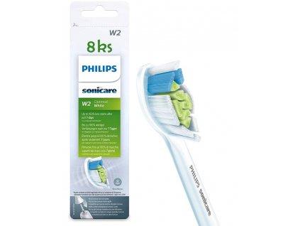 Philips Sonicare Optimal White náhradní hlavice HX6068/12, 8 ks