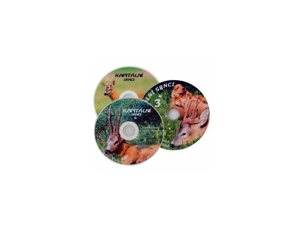Kapitální srnci - DVD