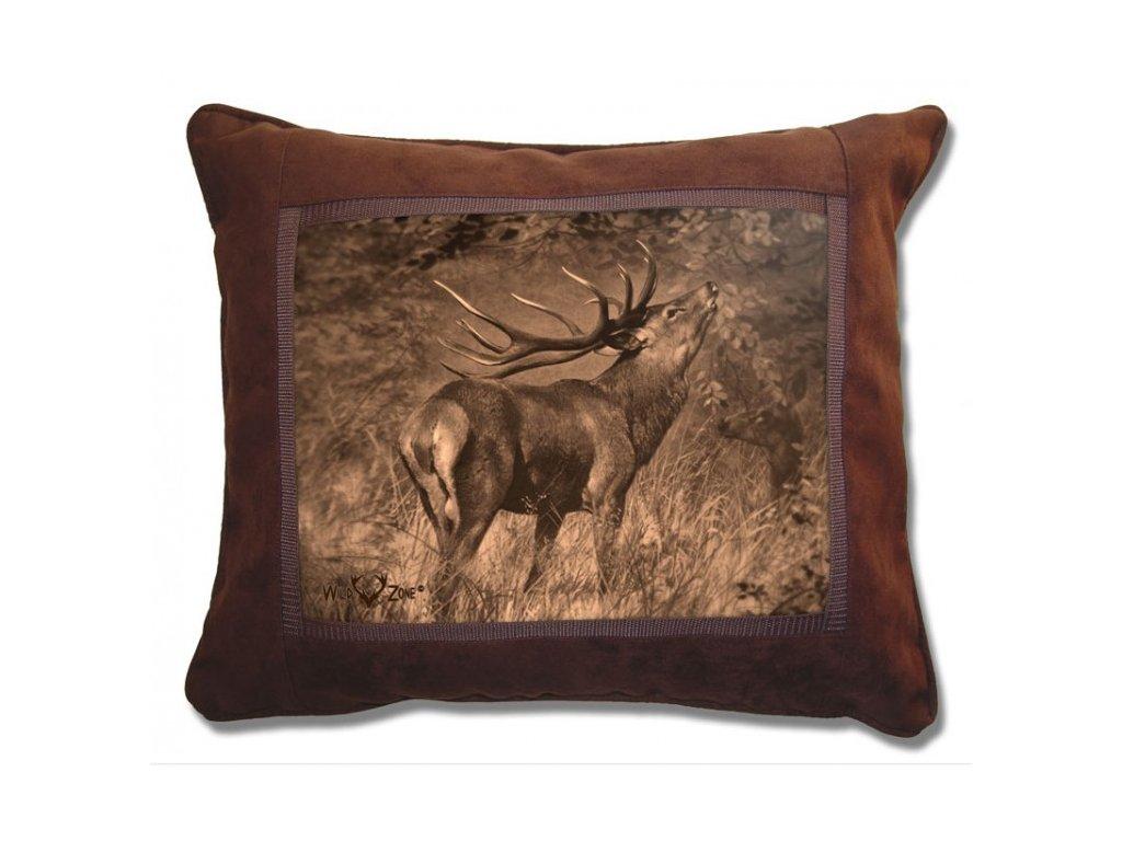 Polštář WILDZONE – jelen