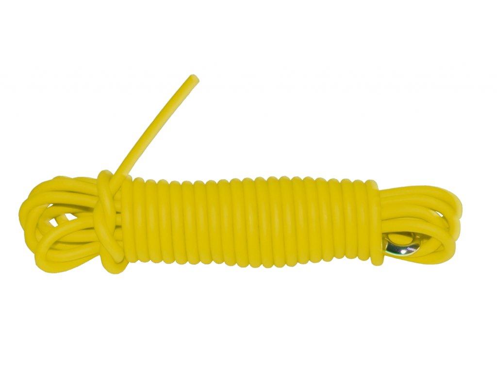 Kulatá barvářská šňůra - 6 mm (BIOTHANE)