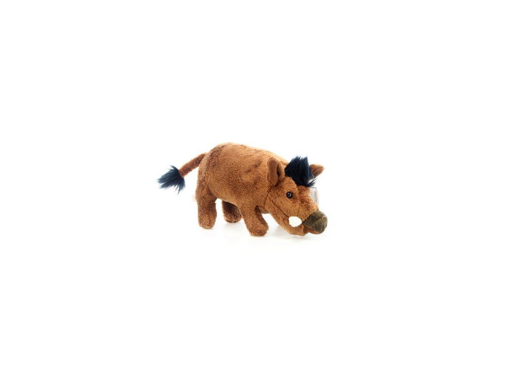 Plyšová hračka divočák 25 cm