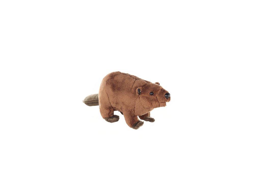plyšová hračka - bobr