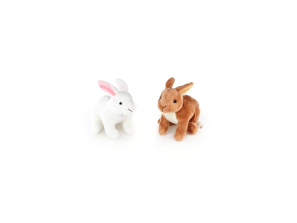 plyšová hračka -králík