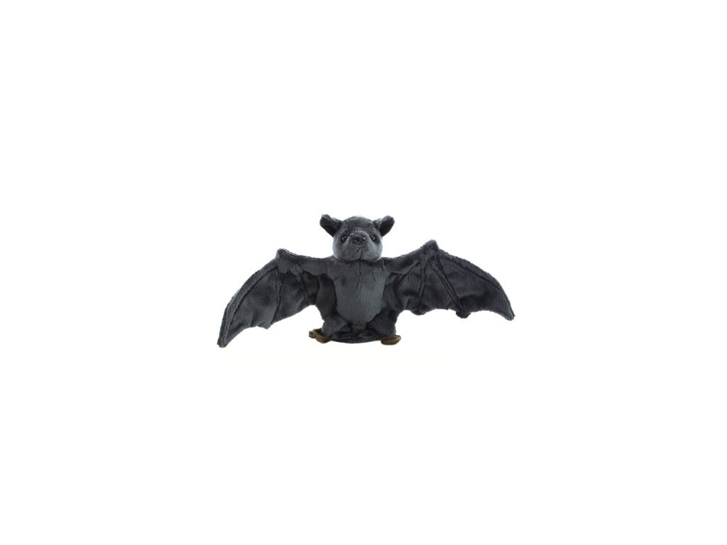 Plyšová hračka netopýr 37 cm