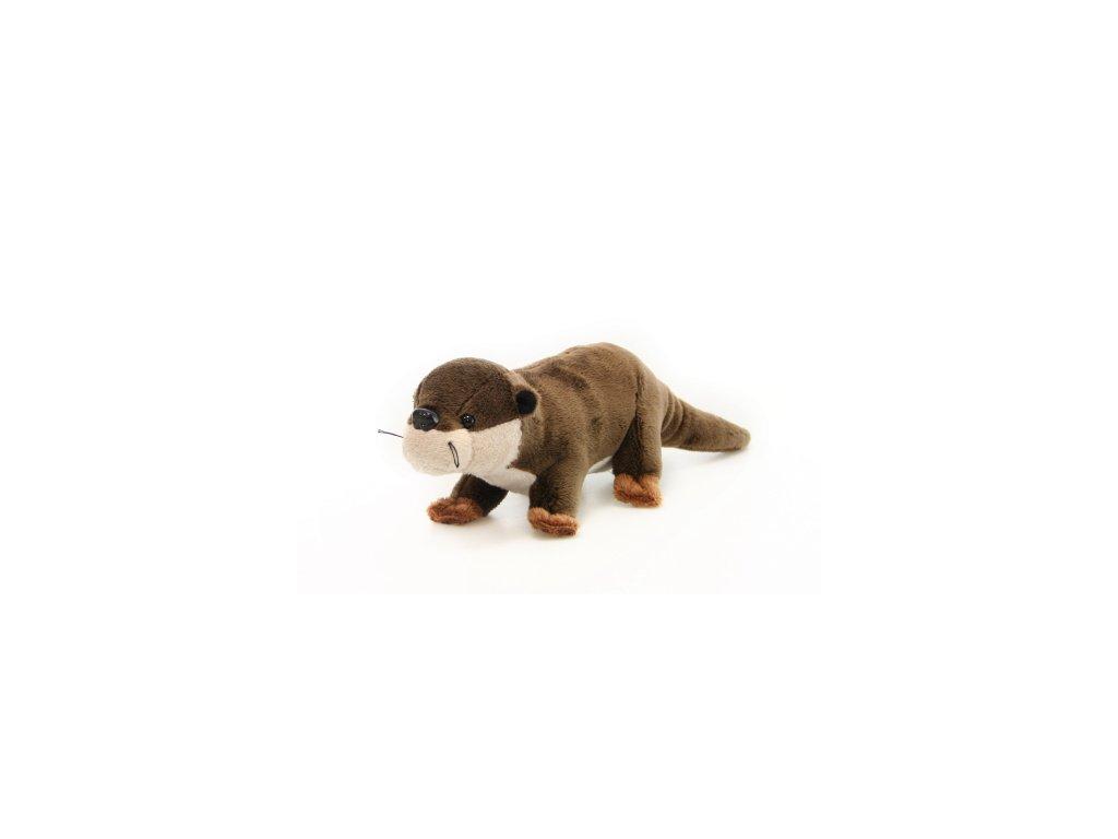 Plyšová hračka vydra 28cm