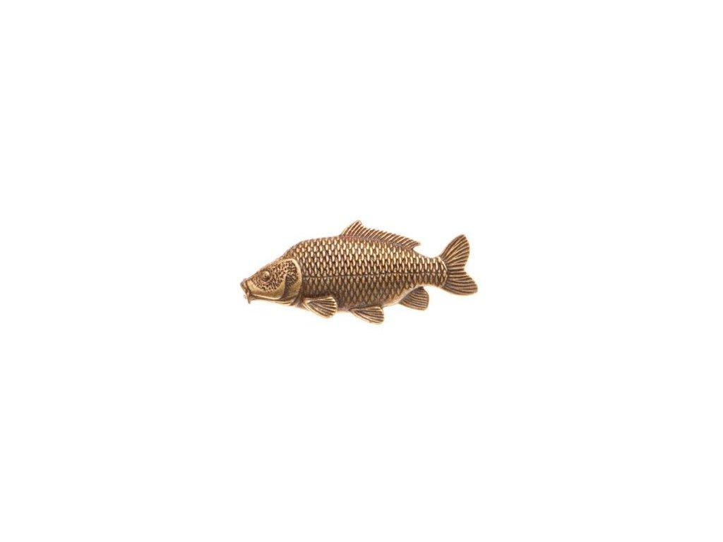 Mix 30 druhů odznaků s rybářskými motivy