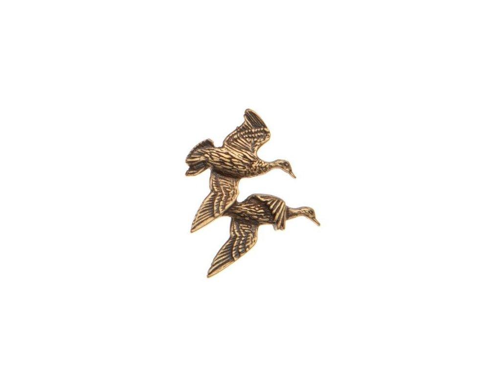 Kachny v letu (odznak na klobouk)