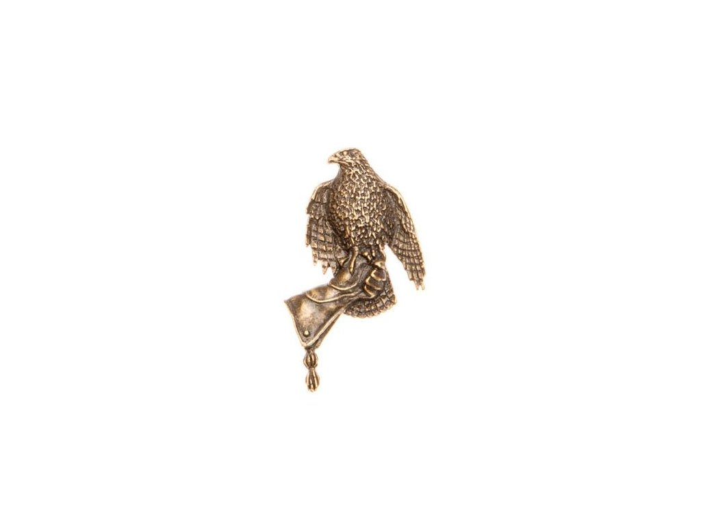 Orel na rukavici (odznak na klobouk)