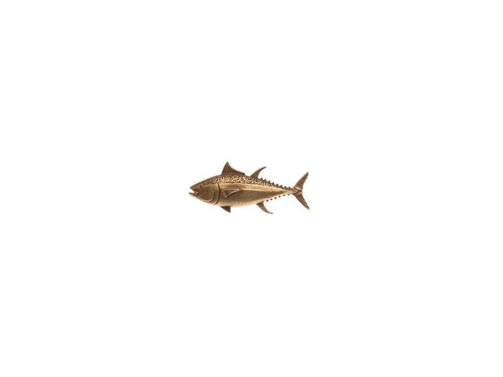 odznak na klobouk - tuňák