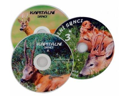kapitální srnci DVD
