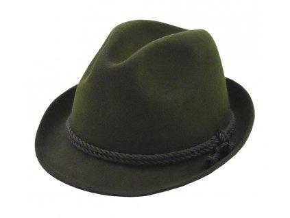 Tradiční myslivecký klobouk