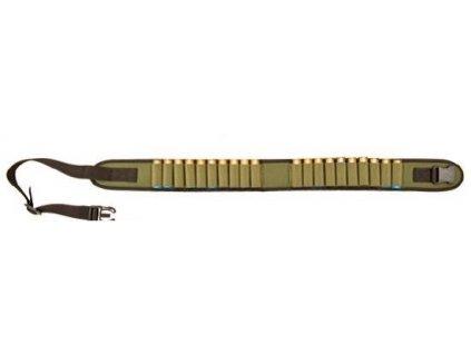 Nábojový pás brokový (textilní)