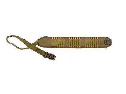 Nábojový pás kulový (textilní)