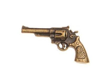 Revolver (odznak na klobouk)