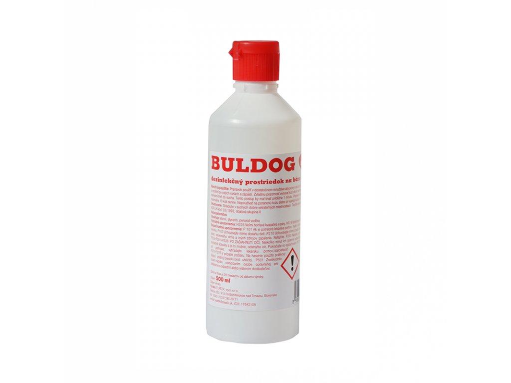 dezinfekcny prostriedok na baze alkoholu 05 l vhodny na ruky a plochy