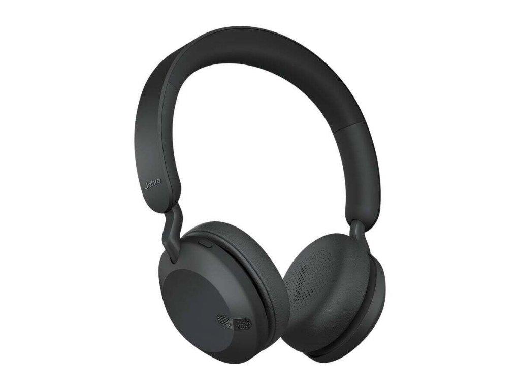Jabra Elite 45h Bluetooth Headphone Black EU