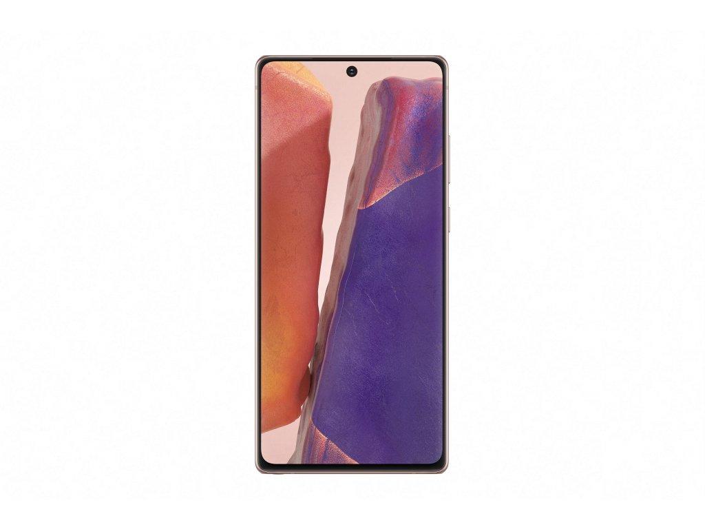 Samsung Galaxy Note 20 SM-N980F Bronzová