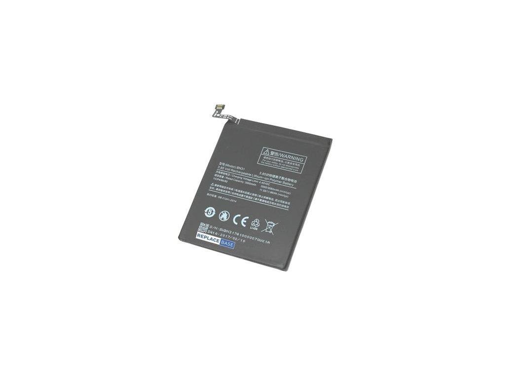 Xiaomi BN31 Original Baterie 3080mAh (Bulk)