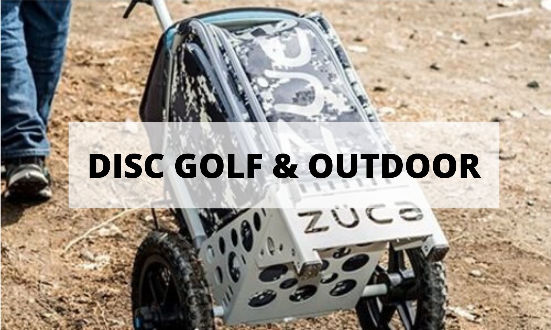 ZUCA DISC GOLF & OUTDOOR
