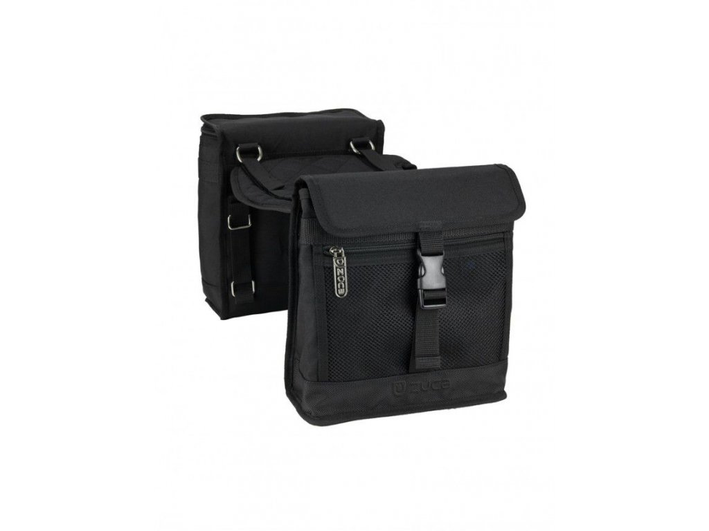 beauty caddy front black