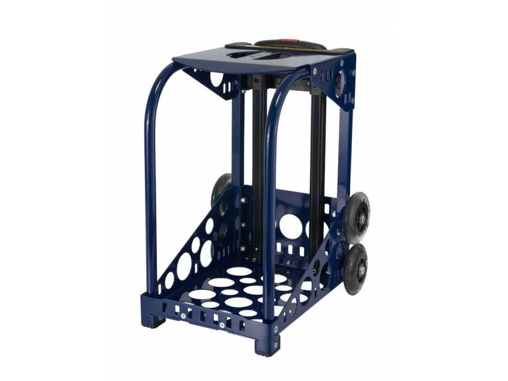 zueca navy frame flashing wheels