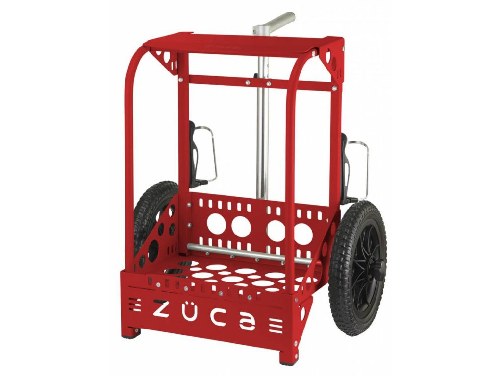 zueca backpack cart lg red