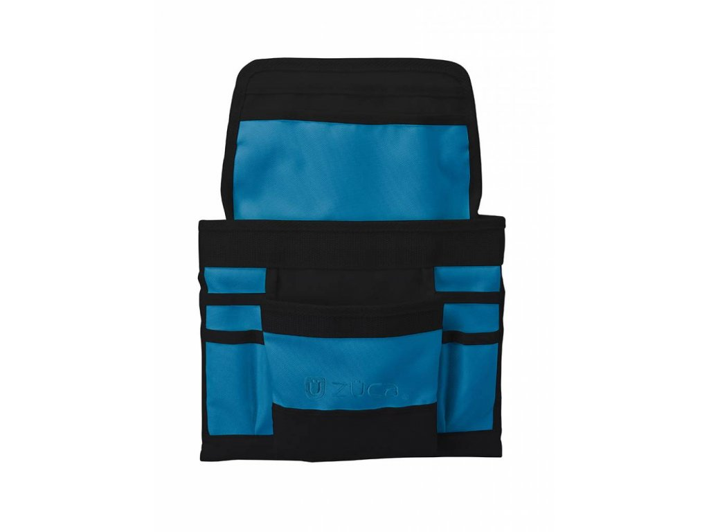 zueca disc golf putter pouch blue