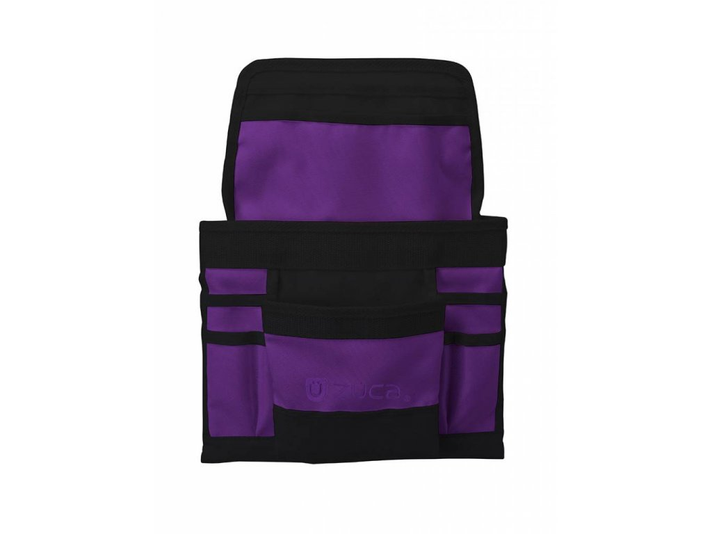 zueca disc golf putter pouch purple