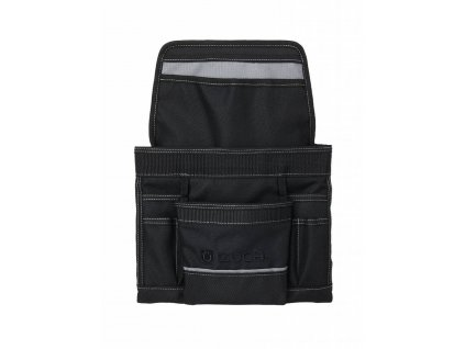 zueca disc golf putter pouch black