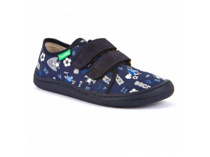froddo barefoot tenisky platene blue g1700283 6