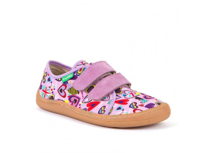 froddo barefoot tenisky platene lilac g1700283 2