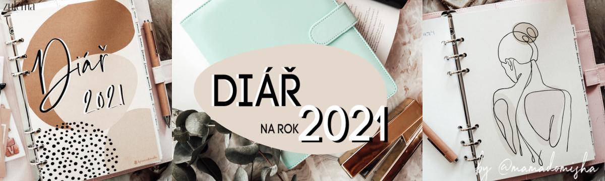 diář 2021